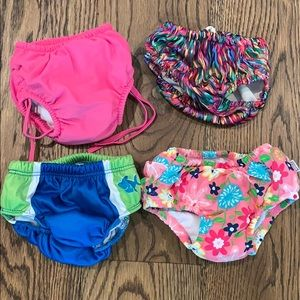 Other - Set of 4 swim diapers - good condition no issues